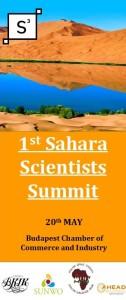 Sahara_Scientists_Summit_pic